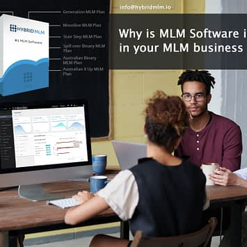 Why is MLM Software important in your MLM business?