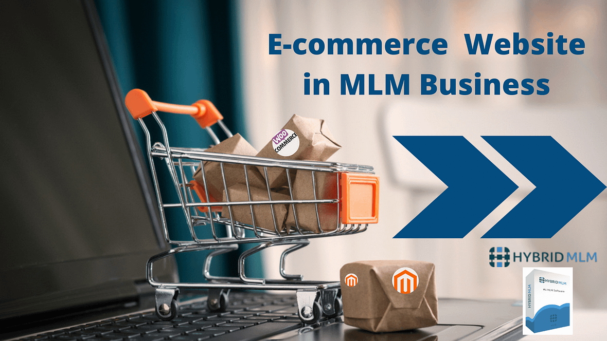 E-commerce website in MLM business