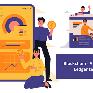 Blockchain – A Decentralized Ledger technology