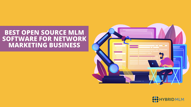 Best Opensource MLM Software for Network Marketing business