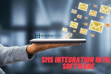 SMS Integration | Hybrid MLM Software