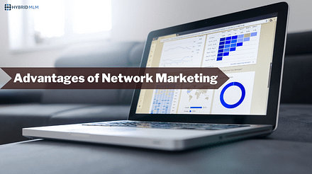 Advantages of Network Marketing