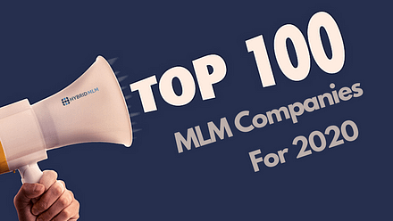 List of Top 100 MLM Companies For 2020