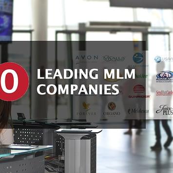 Top 100+ Leading MLM Companies