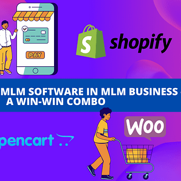 E-commerce MLM Software in MLM business – A win-win combo