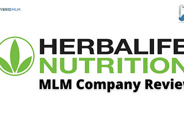 Herbalife Nutrition - MLM review