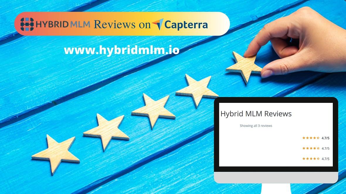 Hybrid MLM on Capterra
