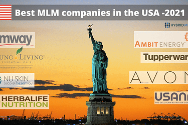 Best MLM companies in the USA -2021 - Hybrid MLM Software