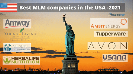 Best MLM companies in the USA – 2021