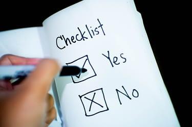 Hybrid-MLM-Software-Check-List