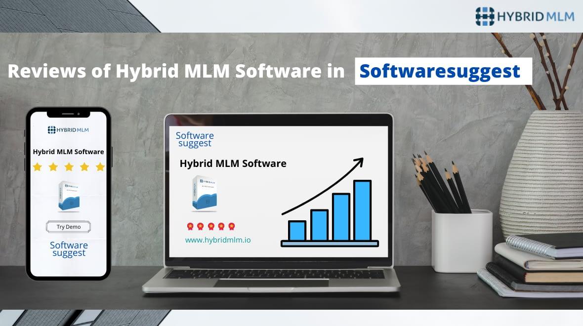 Hybrid MLM Software reviews on Softwaresuggest