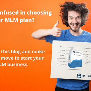 How to choose the right MLM plan?