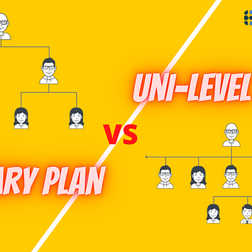 Binary vs Unilevel MLM Plan
