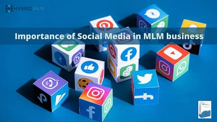 Importance of Social Media in MLM business
