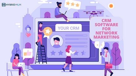 CRM software for Network Marketing